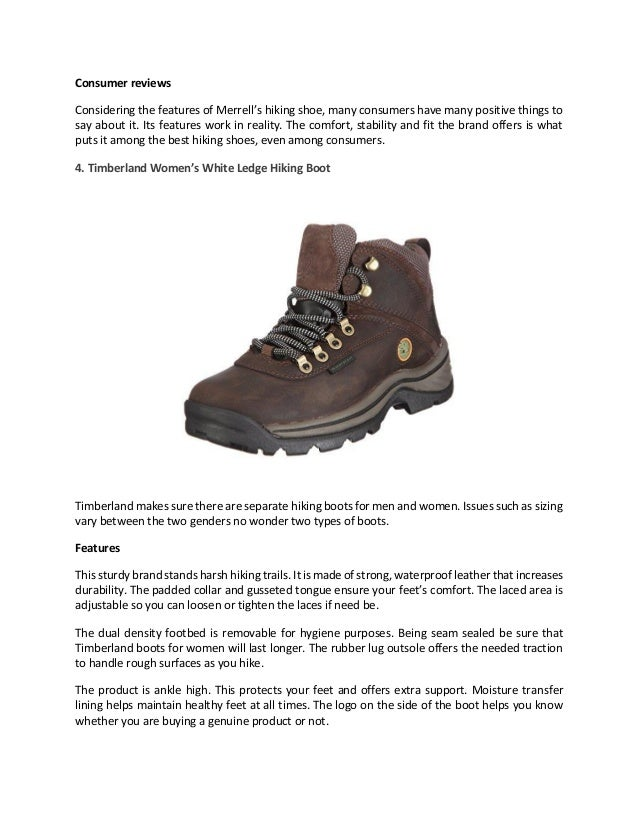 dda0b237845 Top 7 best hiking shoes of all times 2018