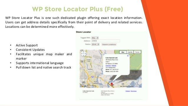 Top 7 free and paid google maps plugins for word press