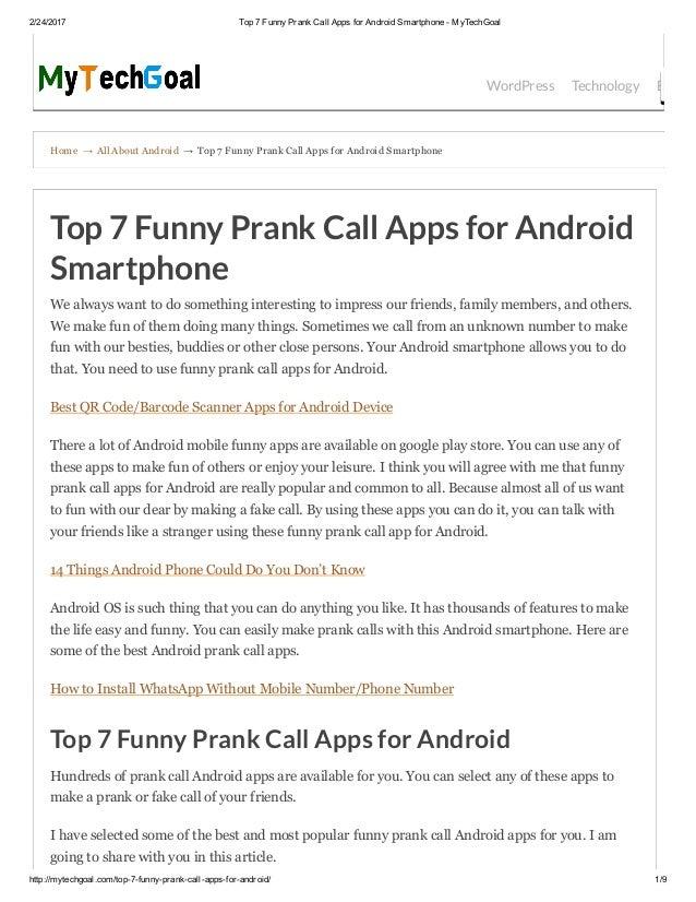 Best prank call numbers