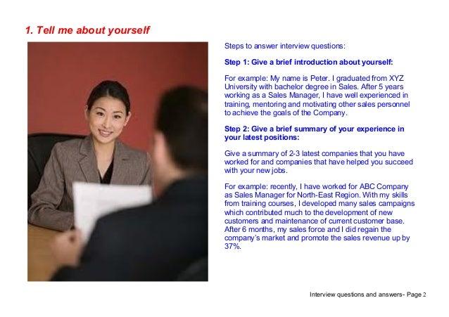 HR Interviews