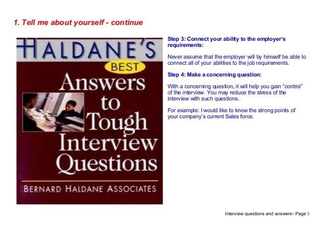 Interview Questions And Answers  ...