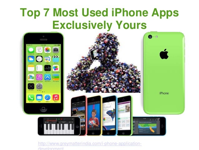 most popular iphone apps top 7 most used iphone apps exclusively yours 2680