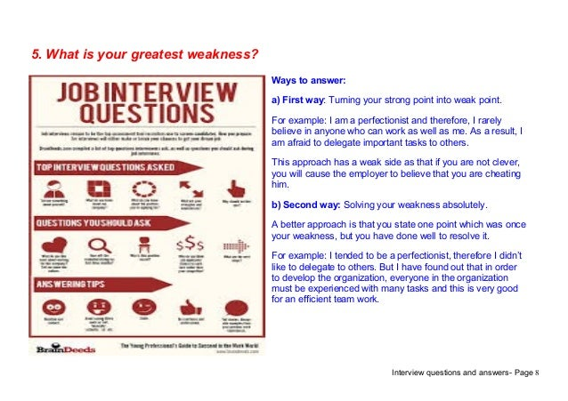Amazing Interview Questions And Answers .