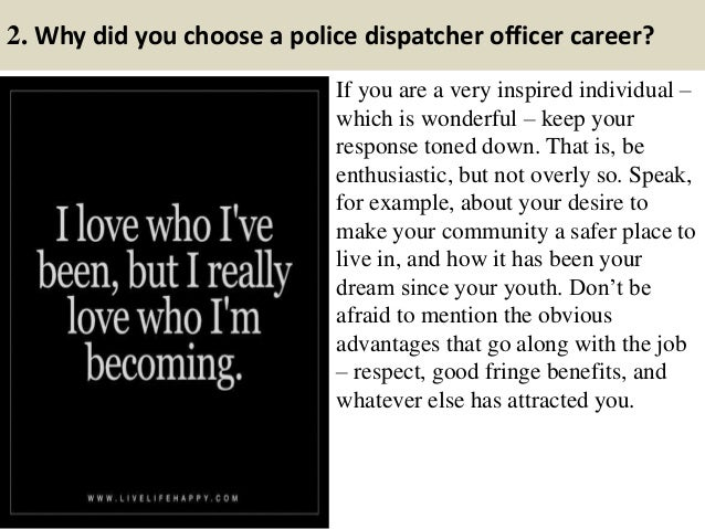 Amazing SlideShare  911 Dispatcher Interview Questions