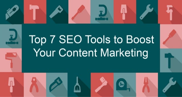 """.4'T/ >'i/ """"'1  .2 Top 7 SEO Tools to Boost /  Your Content Marketing T     """"T  flflé PE"""