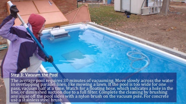 Pool Cleaning Tips top 7 swimming pool cleaning tips