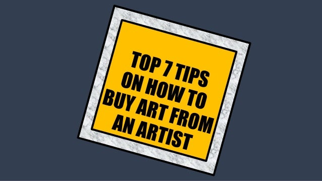 1. Do your research Before contacting an artist, do a little research. If they have a website, review their exhibition rec...