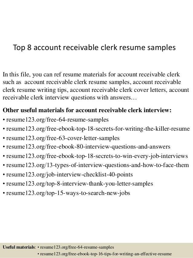 top-8-account-receivable-clerk-resume-samples-1-638.jpg?cb=1431511243
