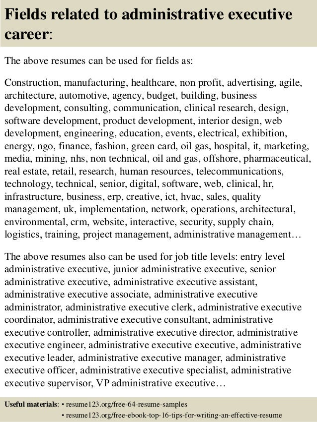Administrative Assistant Resume Examples Download The Free Administrative  Assistant Resume Example Above Was Written Critiqued Member  Resume Examples Download