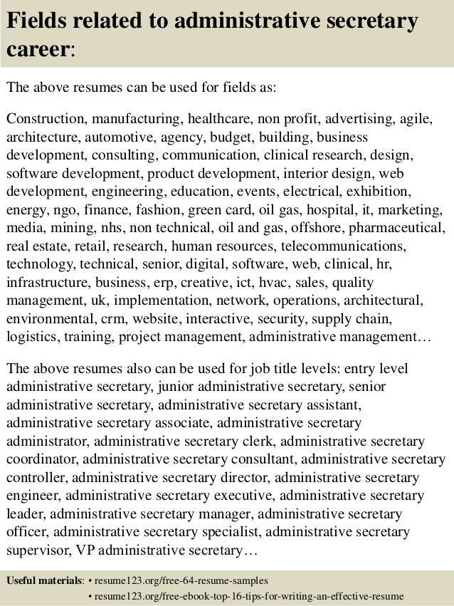 Legal Resumes Legal Secretary Resume Sample Law Pinterest Dayjob Executive Secretary  Resume Executive Secretary Resume Samples