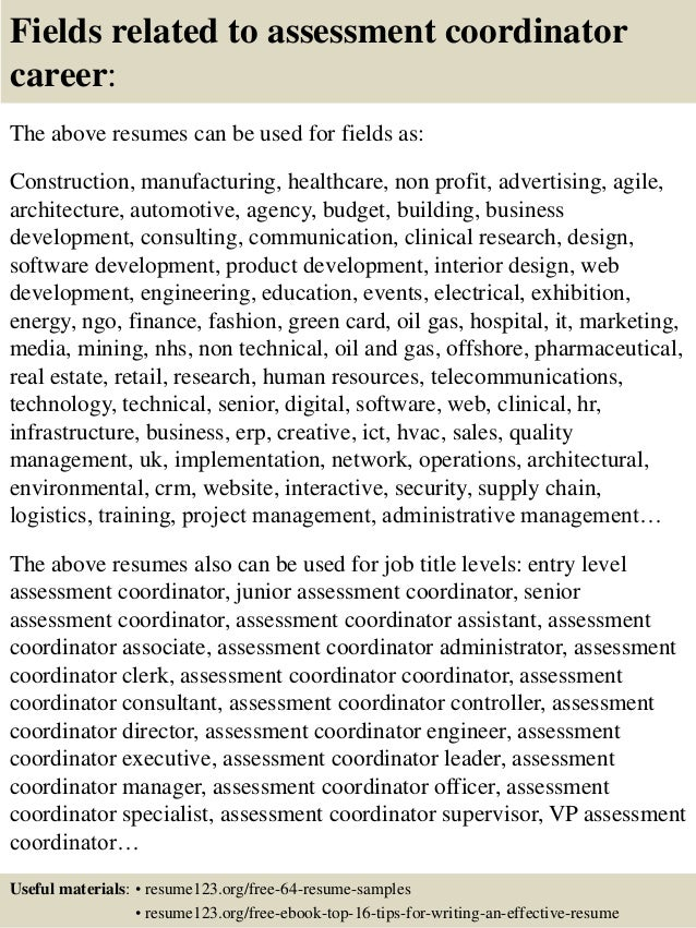 Onsite Coordinator Resume Sample Basic Training Coordinator Cover Letter  Samples And Templates My Perfect Cover Letter