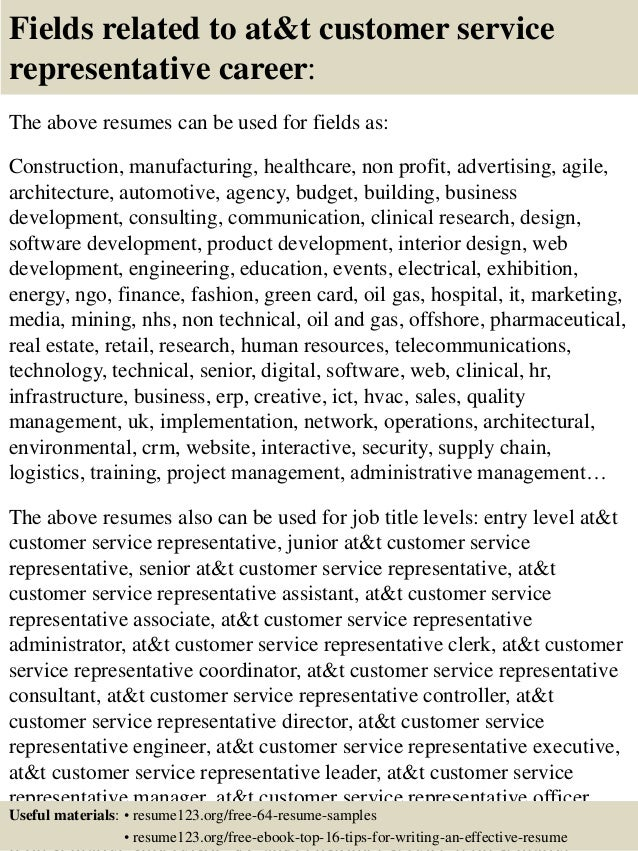customer service representative resume sample traffic customer