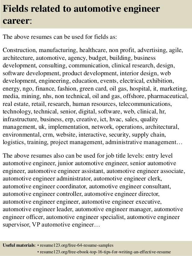 Car Design Engineer Cover Letter. I2 Passenger Car Defiance ...