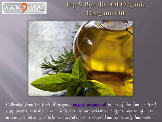 Cultivated from the herb of oregano, organic oregano oil is one of the finest natural supplements available. Laden with he...