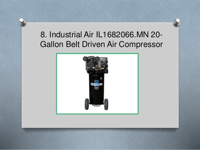 Top 8 Best 20 Gallon Air Compressors in 2019