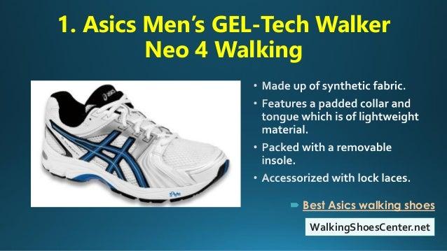 0a6563439d8 BEST ASICS SHOES RUNNING / WALKING TOP 8 WalkingShoesCenter.net; 2. 1. Asics  Men's GEL-Tech Walker Neo 4 ...