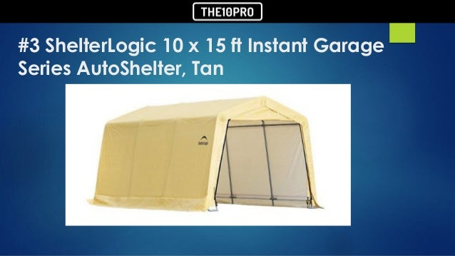 Top 8 Best Car Shelters