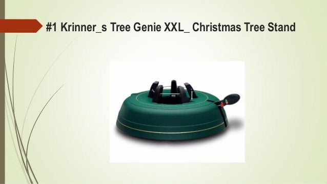 Krinner Christmas Tree Genie L