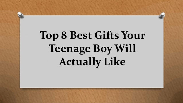 Top 8 Best Gifts Your Teenage Boy Will Actually Like