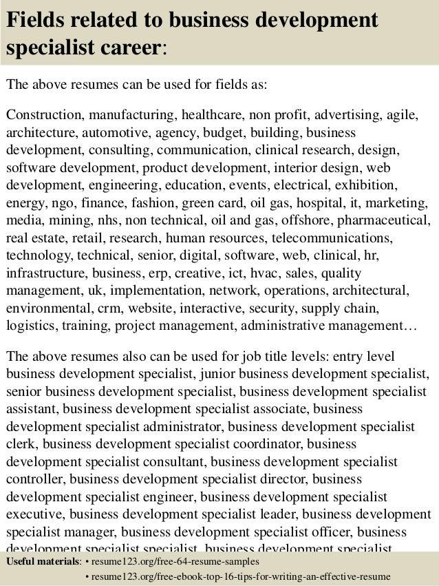 16 - Staffing Specialist Resume
