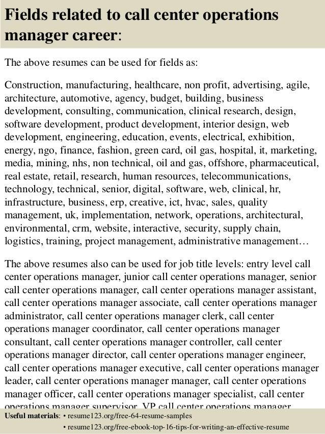 Warehouse Manager Resume Dayjob Operations Manager Resume Objective  Resume Operations Manager