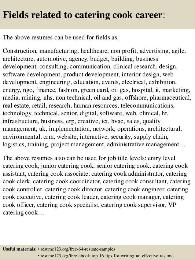 SlideShare  Cook Resumes