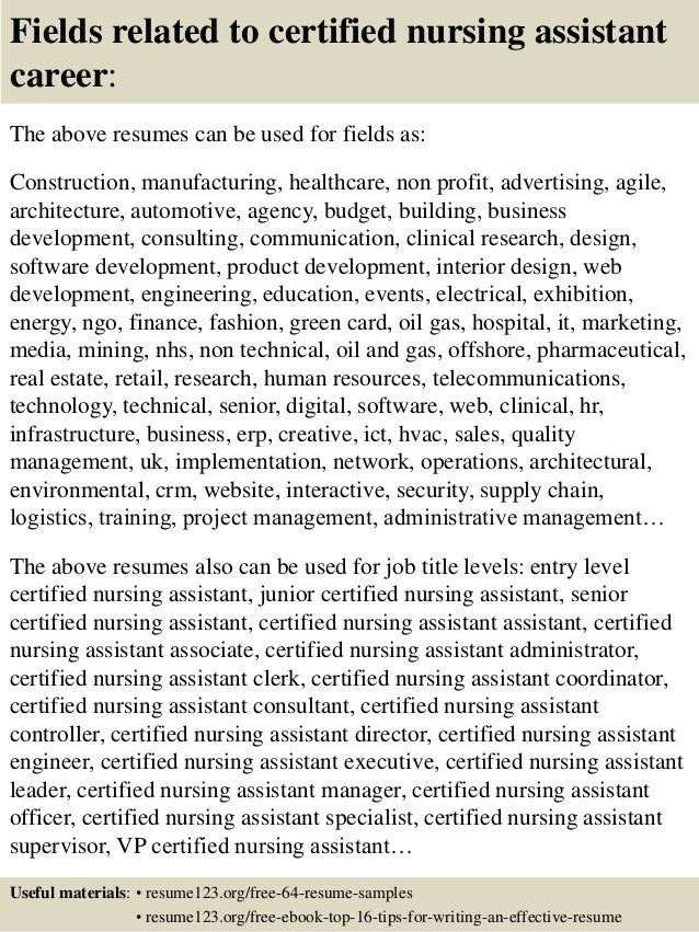 nursing resume sample writing guide resume genius cna resume cna job description resume cna template resume