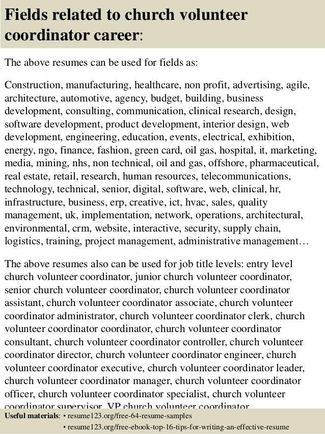 nursing home volunteer resume