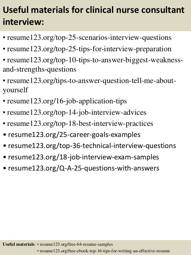 Clinical Nurse Consultant Sample Resume » Cna Resume Samples