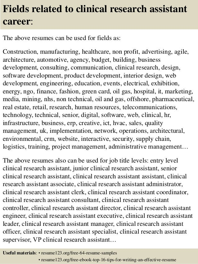 Research briefings members pay and expenses current rates research assistant resume examples examples resumes medical visualcv yelopaper Image collections