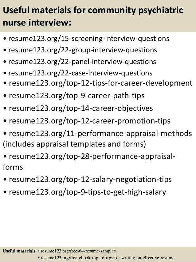 psychiatric nurse resume sample httpresumesdesigncompsychiatric nurse - Sample Psychiatric Nurse Resume