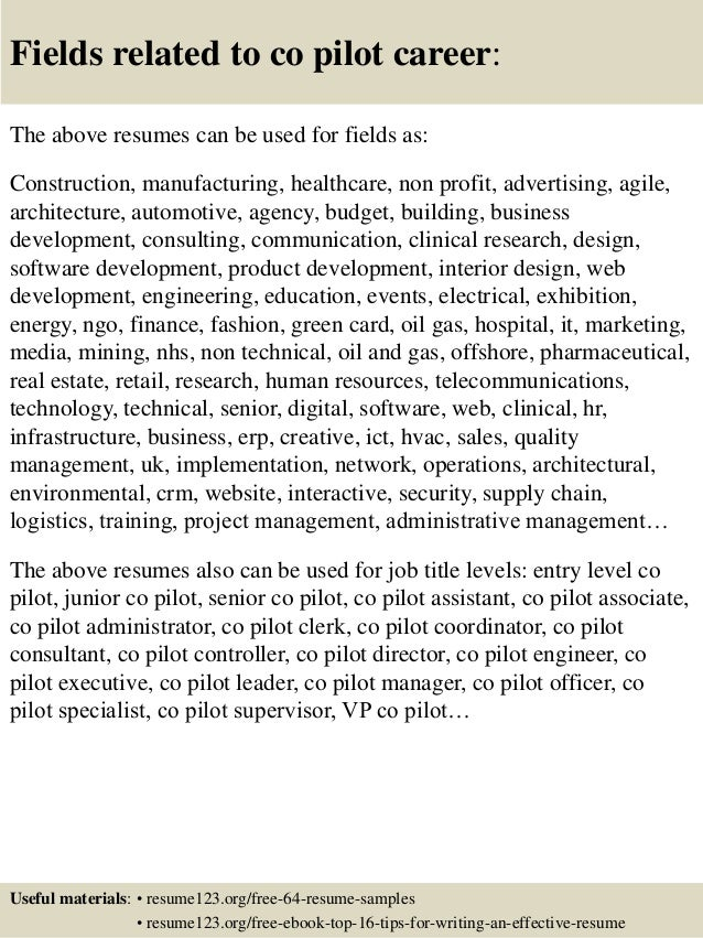 resumes co
