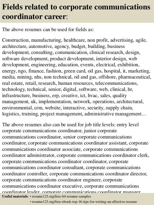 Communications Manager Resume Best Resume Sample Dedodeouro Net Sample  Resume Management Marketing Communications  Communications Manager Resume