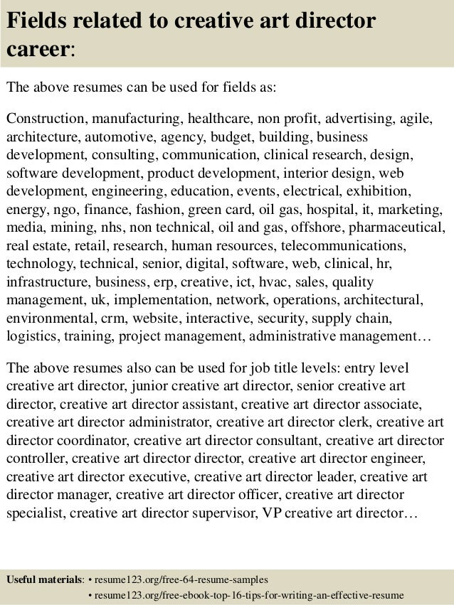About Nic York Design Synthesis How To Become An Art Director In Film Steps  With Pictures  Creative Director Resumes