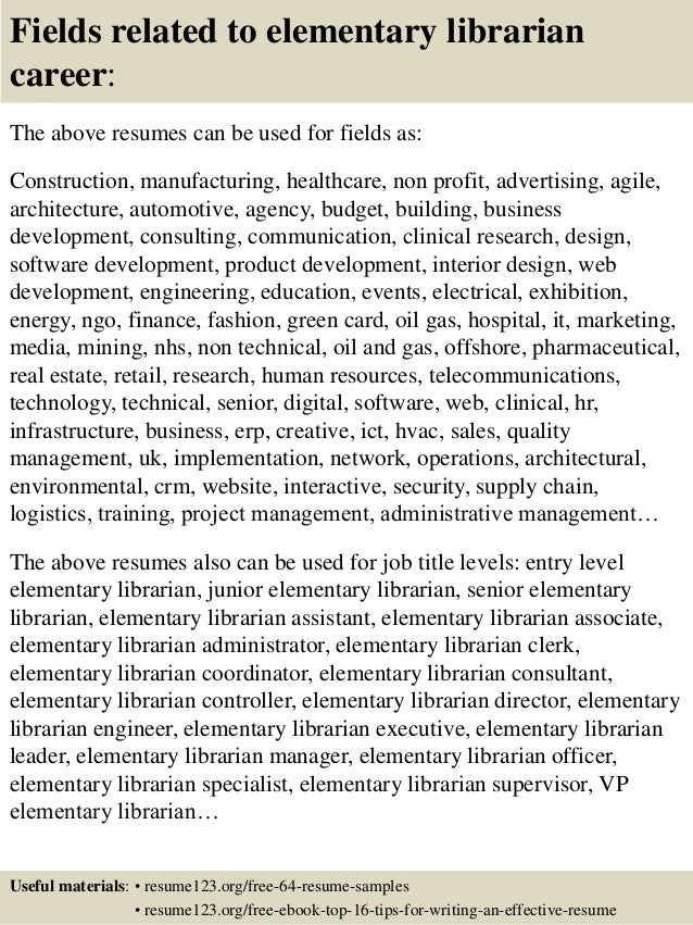12 Library Assistant Resume Samples Database