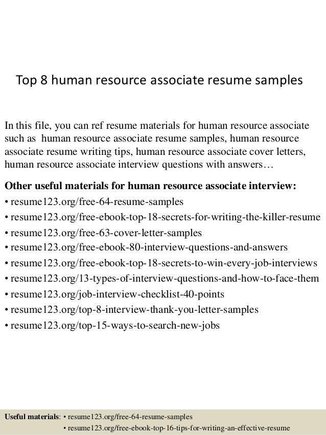 double tap to zoom out human resource associate job description
