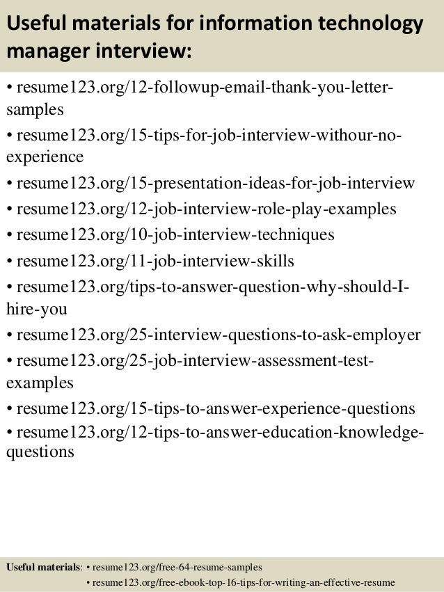 information technology resume template director of information technology resume samples information technology it resume sample resume