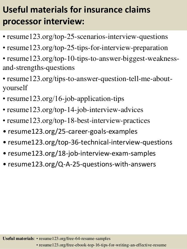 Order Processing Resume. Order Processing Resume. Health Insurance Resume  Samples