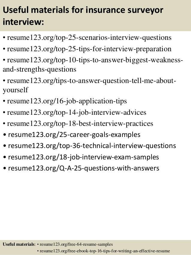 sample insurance agent resume