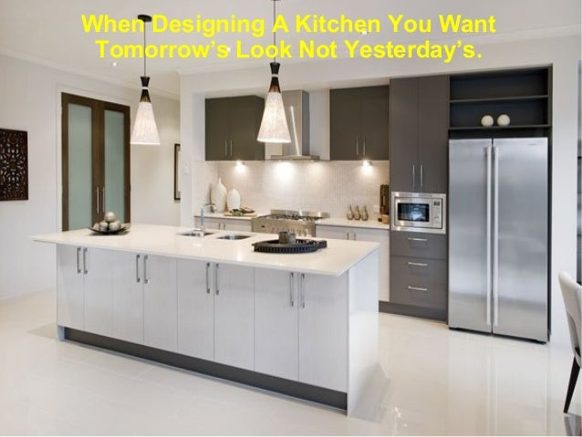 Top Kitchen Design Trends In
