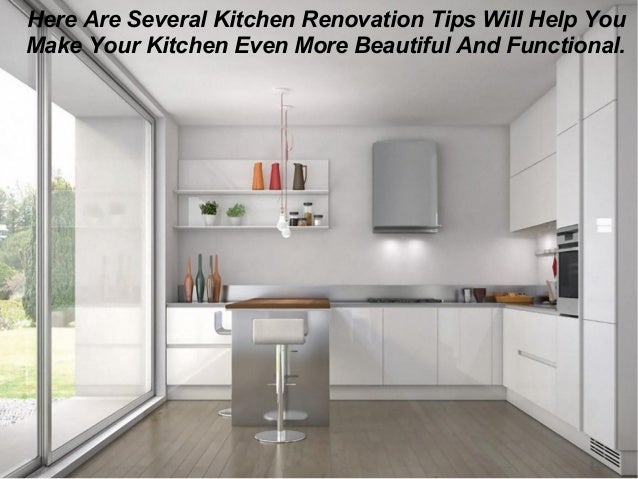 Exceptionnel Top 8 Kitchen Renovation Tips