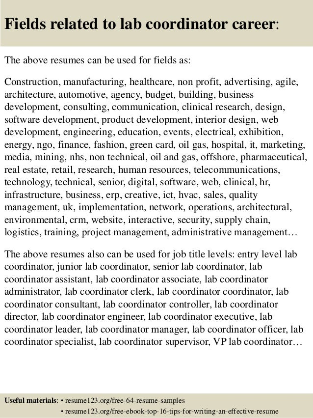 recruitment coordinator resume cover letter contegri com
