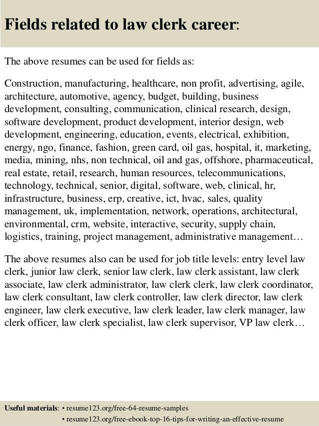 Resume For Clerk Typist. clerk resume samples visualcv resume ...
