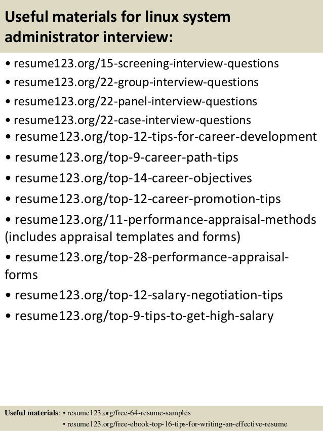 System Admin Resume Sample India Constescom   Systems Administrator Resume  Examples