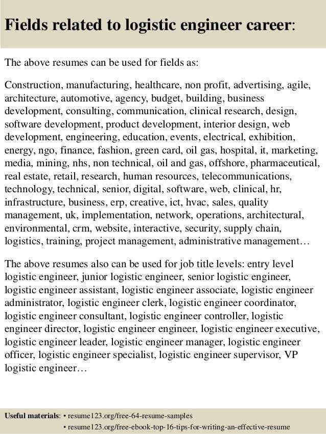 logistics resume sample logistics resumes examples snapwit co