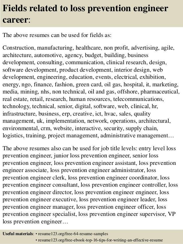 sample resume for pharmaceutical packaging loss prevention career path loss prevention resume - Loss Prevention Resume Sample