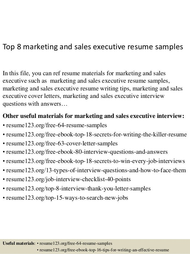 sales executive sample resume selling agreement template resume best executive resume templates samples recentresumes