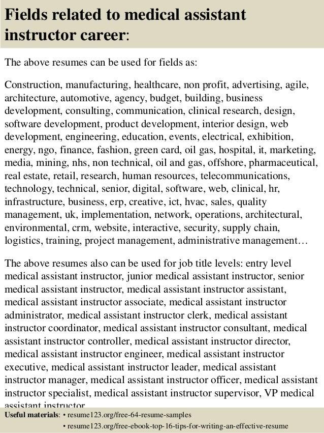 Medical Assistant Sample Resume Copy Resumes Template Copy Medical Assistant  Resume Cover Letter Dental Assistant Resume
