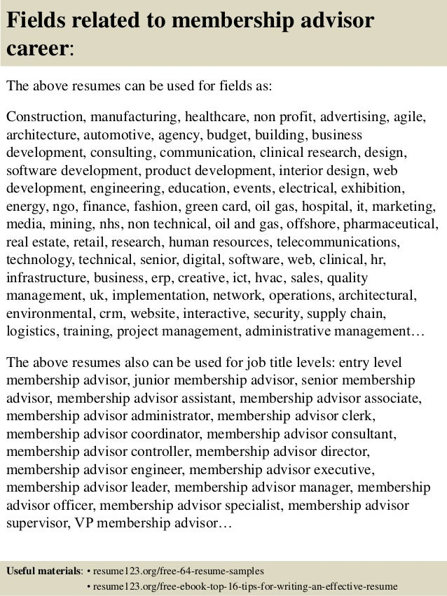 Best Sales Customer Service Advisor Cover Letter Examples