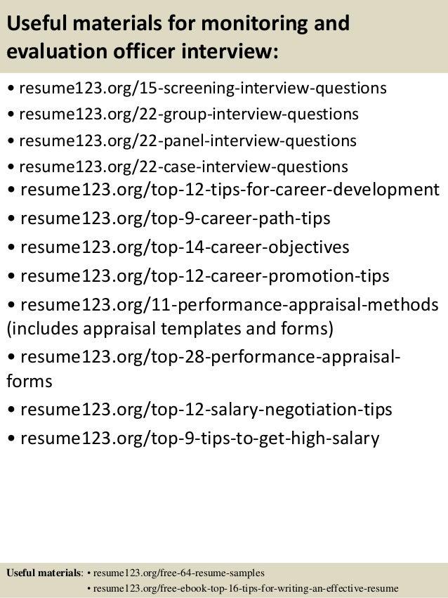 Career Tools Resume Sample - Dalarcon.com